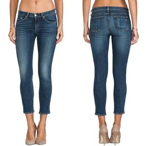🎉Rag & Bone Capri Skinny Ankle Jean Sonoma🎉